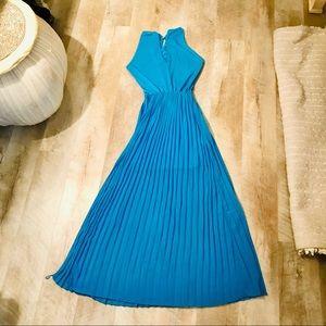 💫 BOGO Blue Boutique Maxi Dress